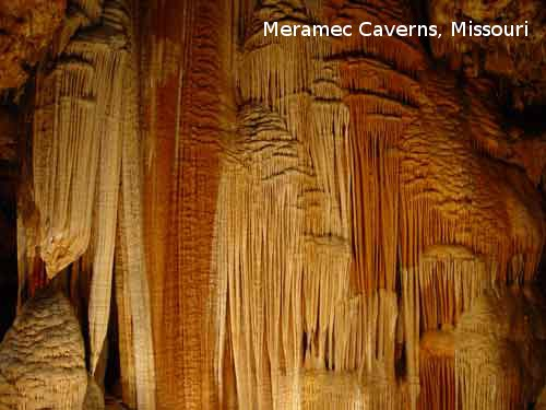 Caves of the USA